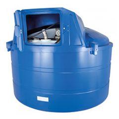Cuve AdBlue en PE de 5000 litres avec pompe (220V) - double paroi
