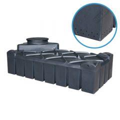 Unité d'infiltration en plastique ultraplate - 1500 litres