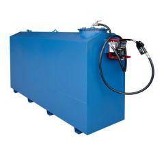 Cuve à mazout avec pompe diesel - 4950 litres