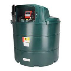 Cuve mazout en PE de 2350 litres avec pompe diesel (220V)