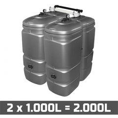 Citerne à mazout 2000 litres