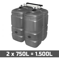 citerne à mazout 1500 litres