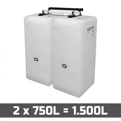 cuves à mazout 1500 litres