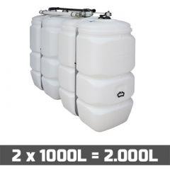cuves à mazout 2000 litres