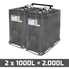 Cuves mazout 2000 litres