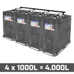 Cuves mazout 4000 litres