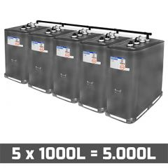 Cuves mazout 5000 litres