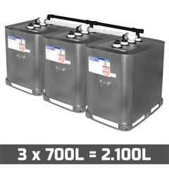 cuves mazout 2100 litres