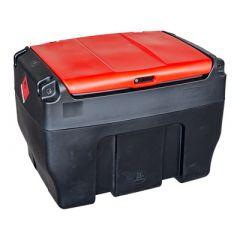 Cuve chantier PE-HD - 300 litres - avec ou sans pompe