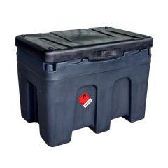 Cuve chantier PE-HD - 450 litres - avec ou sans pompe