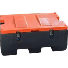 Cuve chantier PE-HD - 200 litres - avec ou sans pompe