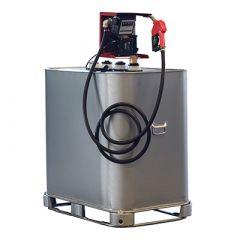 Cuve à mazout avec pompe 700 litres - GALVA
