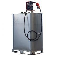 Cuve à mazout avec pompe 1000 litres - GALVA