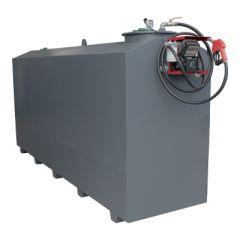 Cuve à mazout avec pompe diesel - 6300 litres