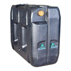 Fosse septique rectangulaire en plastique (PE) à enterrer de 2000 litres