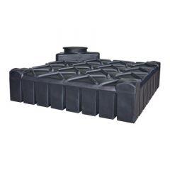 Fosse septique hors sol ultraplate - 3000 litres