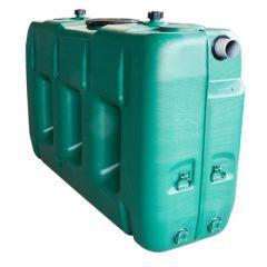 Citerne à eau de pluie rectangulaire aérienne - jumelable - 3000 litres