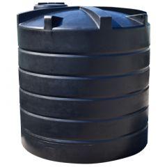 Citerne eau aérienne ronde - 10000 litres (Ø 2,40 m)