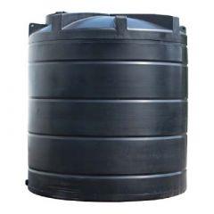 Citerne eau aérienne ronde - 12500 litres (Ø 2,60 m)