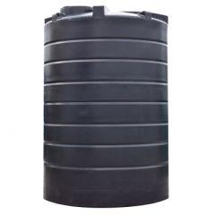 Citerne eau aérienne ronde - 15000 litres (Ø 2,40 m)