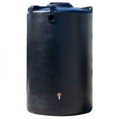 Citerne eau aérienne ronde - 2000 litres (Ø 1,20 m)
