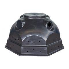 Unité d'infiltration d'eau - 900 litres - en forme de dôme