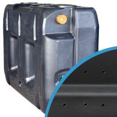 Puits perdu/unité d'infiltration rectangulaire à enterrer en plastique de 2000 litres