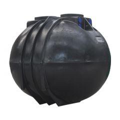 Fosse septique en plastique à enterrer - 7600 litres