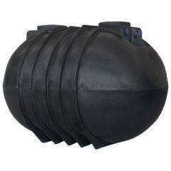 Citerne eau à enterrer en PE - NAUTILUS - 10000 litres