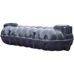 Citerne d'eau de pluie bas - 10.000 litres