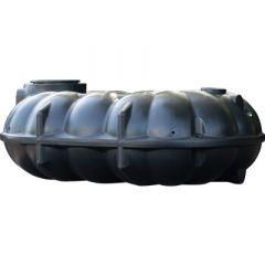 Citerne d'eau de pluie bas - 5.000 litres