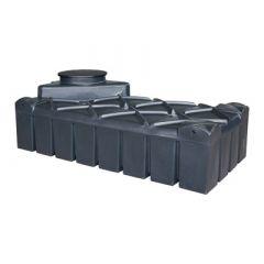 Citerne eau de pluie ultra bas - 1500 litres