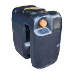 Citerne eau à enterrer (rectangulaire) en polyéthylène de 1000 litres